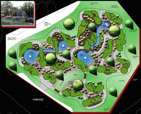 design your dream mini golf course beautiful miniature golf courses miniature golf zion