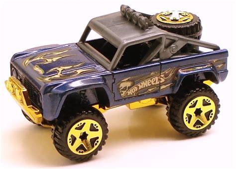 Hotwheels Custom Ford Bronco Oranye custom ford bronco wheels wiki