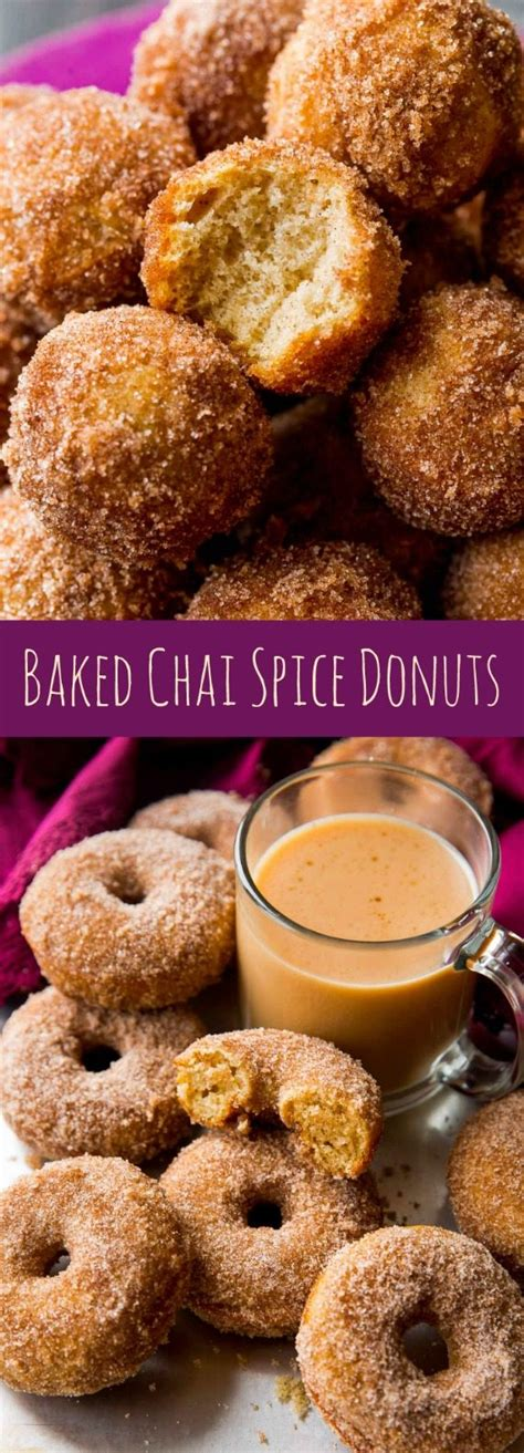the easy donut cookbook simple baked and fried donut recipes for the beginner books easy chai spice donuts sallys baking addiction