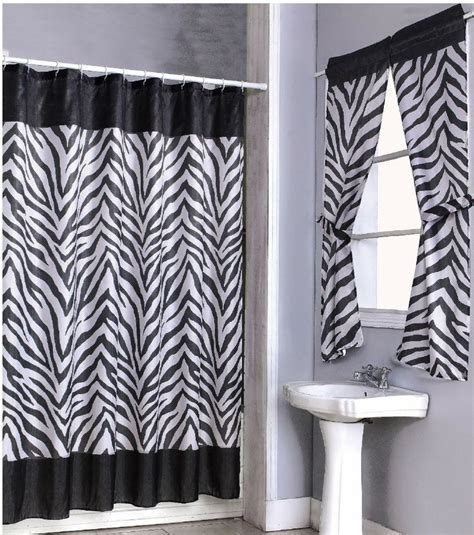 Bathroom Curtain Sets For Showers And Windows 49 Best Bathroom Curtains Images On Pinterest Bathroom Curtains Curtain Ideas And Shower Curtains