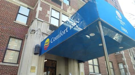 entrada do hotel picture of comfort inn downtown dc