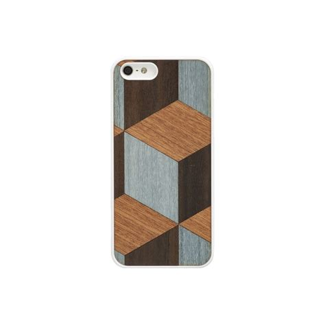 Indocustomcase Colection Iphone 7 Plus 8 Plus Cover wood d block cover iphone 8 plus 7 plus cover in legno classic collection avvenice