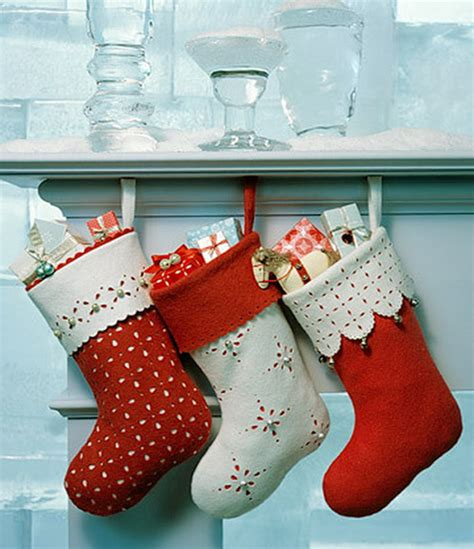christmas stocking ideas 20 creative christmas decoration with thrift ideas home
