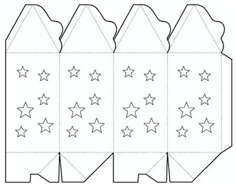 templates for fancy boxes box templates templates and die cutting on pinterest