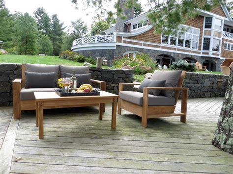 lakeside retreat traditional patio newark by