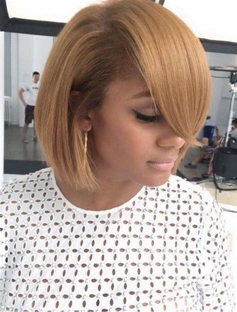 hair style for women with one side of head shaved 2017 short bob hairstyles for black women long side bangs hairstyles ideas pinterest long