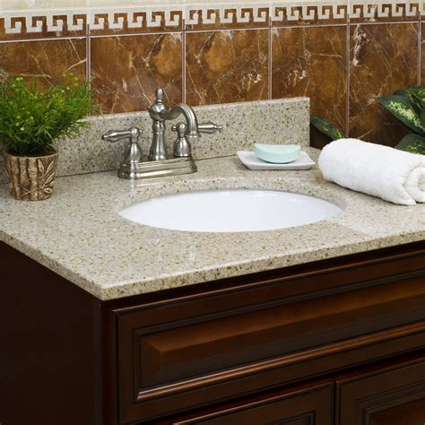 Vanity Countertops Wheat Granite Vanity Tops