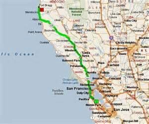 map of fort bragg california fort bragg california map california map