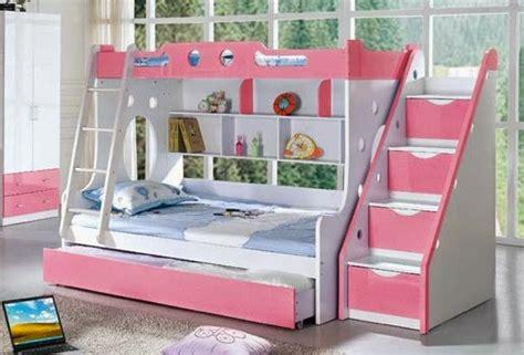 little girl bunk beds girls bedroom ideas