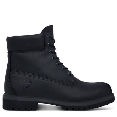 timberland mens black boots men s timberland 174 icon 6 inch boot black timberland