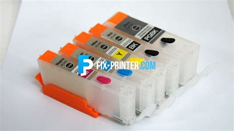 reset canon printer after ink refill rc refilled cartridge pgi450 cli451 for canon pixma
