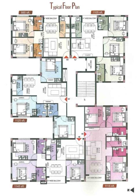 bungalow floor plans ideas  pinterest cottage