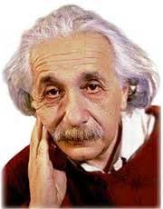 albert einstein in color quot no problem can be solved from the same consciousness that