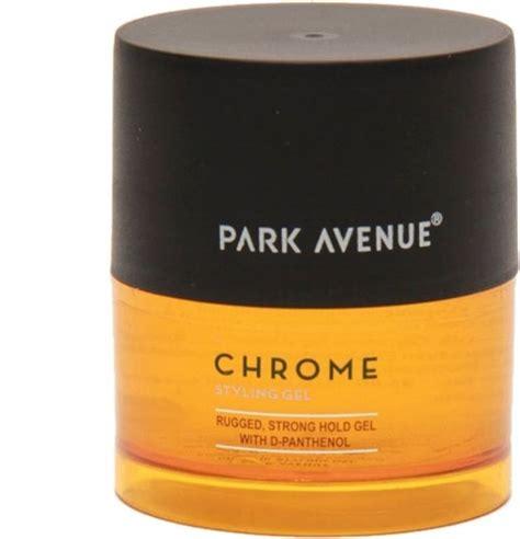 Park Gel park avenue styling gel chrome hair styler price in