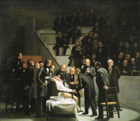 imagenes medicas c por a la medicina en el arte pintura la primera anestesia con