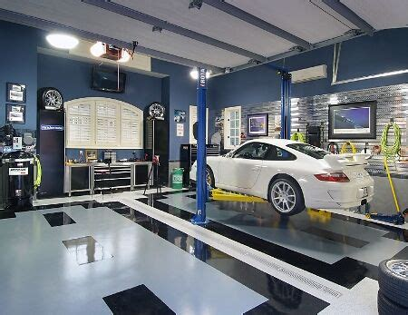 garage design ideas gallery tremendous interior garage designs pictures 6 on garage design ideas with hd resolution 450x347