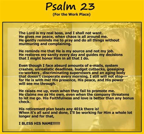 Psalm 23   Whispers Of The Heart