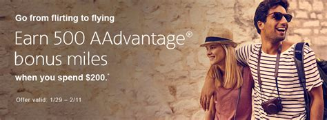 Shop And Earn Major With Aadvantage by S Shopping Promos Earn 500 Bonus From