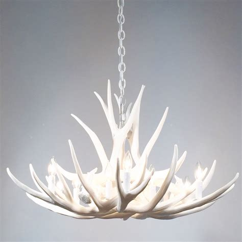 Stag Horn Chandelier 12 Inspirations Of Stag Horn Chandelier