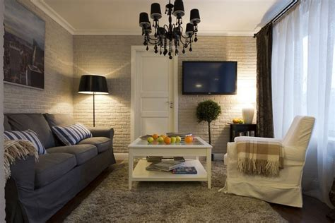 European Home Design Nyc by Calm European Interior Design For Small Apartment In Moscow