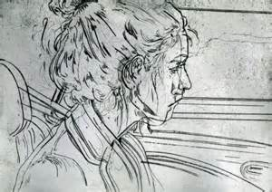 Faces Or Vases Drypoint Prints By Angie Hoffmeister Colossal