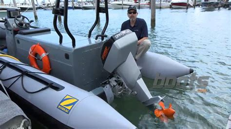 like a boat out of the blue torqeedo deep blue electric outboard wins award in miami