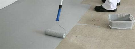 Pvc Boden Dellen Reparieren by A Budget Garage Floor Paint Option All Garage Floors