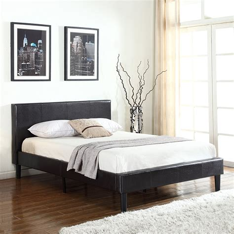 bedroom low profile headboard for your bed design