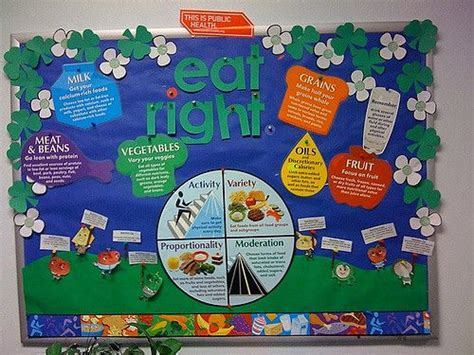 bulletin board design for home economics best 25 nutrition month ideas on pinterest healthy