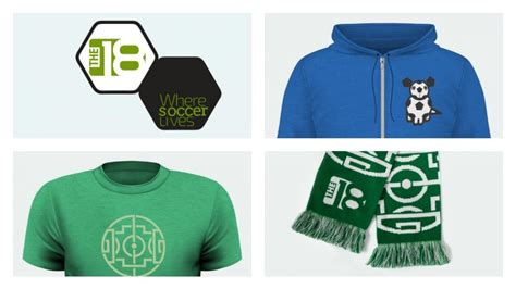 the18 2014 holiday soccer gift guide