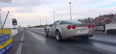 What Does Z06 by What Does A 1400 Hp Turbo C6 Z06 Look Like See