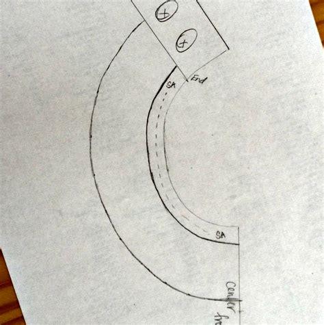 pattern drafting peter pan collar how to draft a peter pan collar for any pattern