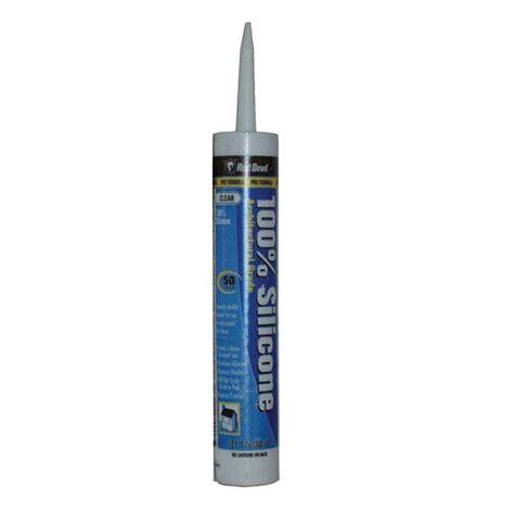 bathtub silicone sealant ge silicone ii 2 8 oz clear kitchen and bath caulk ge284 3tg the home depot