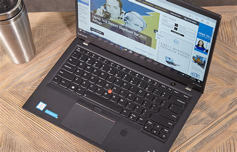 Laptop Lenovo Thinkpad X1 Carbon take 440 the editors choice thinkpad x1 carbon