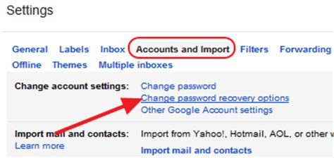 yahoo email security questions changed how to change your security question in gmail yahoo mail