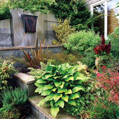 Steep Backyard Solutions by Creating A Garden On A Slope Ideas And Optimal Solutions