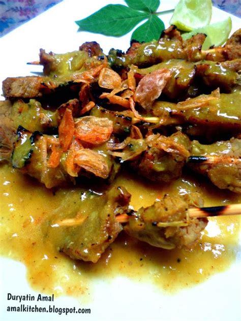 Makanan Di Coffee Toffee Padang amal s kitchen simple easy recipes sate padang ala mak syukur