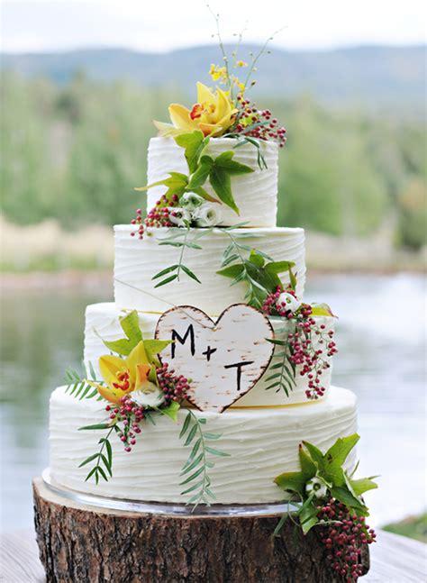 Wedding Cakes Rustic by 6 Stunning Rustic Wedding Cake Ideas Wedding Cakes