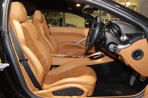 ferrari custom interior for sale bespoke built ferrari f12 with carbon galore in