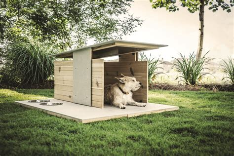 Patios Atlanta 5 Luxury Dog Houses For The Modern Pup