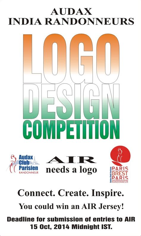 Logo Design Contest India 2015 | air logo design competition audax india randonneurs