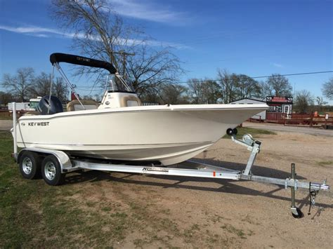 key west boats texas 2016 key west 203fs boats for sale in texas