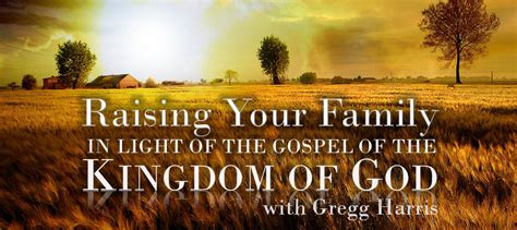 gospel family a guide to the kingdom kingdom family books christian heritage