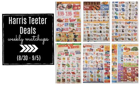 printable grocery coupons for harris teeter harris teeter deals wednesday rewind all the deals
