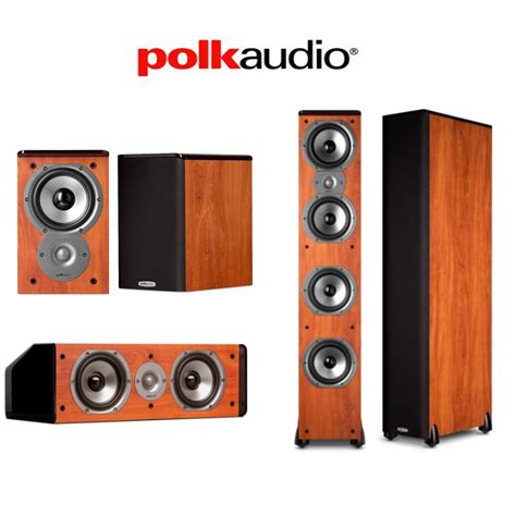 polk audio 2 tsi500 2 tsi100 1 cs10 home theater