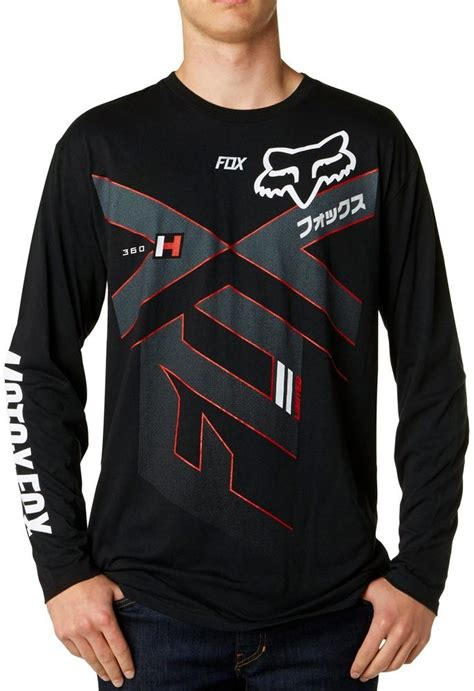 T Shirt Fox Racing 28 50 fox racing mens divizion sleeve t shirt 250249