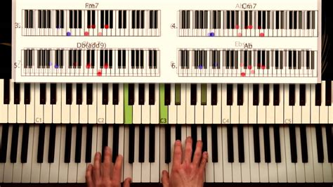 piano cotture how to play i want you back the jackson 5 original