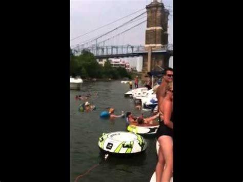 kenny chesney boat video kenny chesney paul brown stadium cincinnati ohio on the