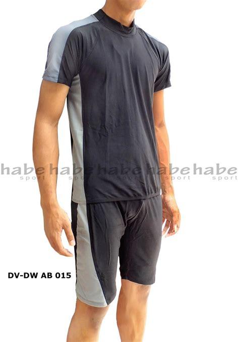 Baju Renang Diving Dewasa Dv Dw 015 baju renang muslim laki dv dw ab 015 distributor dan
