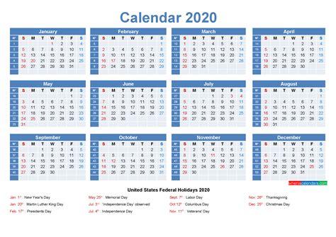 printable yearly  calendar  holidays  word   printable  monthly